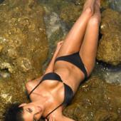 Blanca Soto bikini