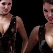 Blanca Soto cleavage