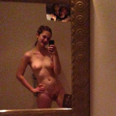 Bonnie Wright leaked nude photo