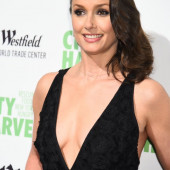 Bridget Moynahan cleavage