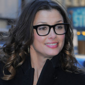 Bridget Moynahan glasses