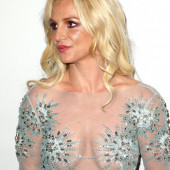 Britney Spears see through
