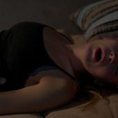 Britt Robertson sex scene