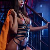 Brittny Ward nackt im playboy
