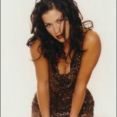 Brooke Langton cleavage