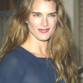 Brooke Shields see through