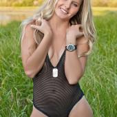 Bruna Schmitz swimsuit