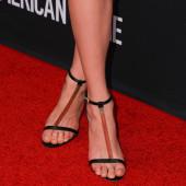 Caitlin Gerard feet