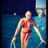 Camila Raznovich bikini