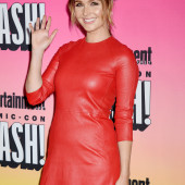 Camilla Luddington tight dress
