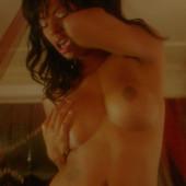 Candace Smith naked scene