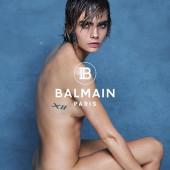 Cara Delevingne naked