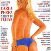 Carla Perez playboy