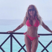 Carmen Geiss bikini