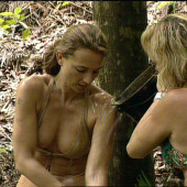 Caroline Beil nipple slip