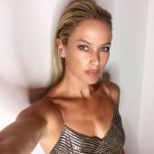 Carolyn Murphy instagram selfie
