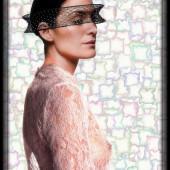 Carrie-Anne Moss see through