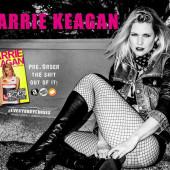 Carrie Keagan pantyhose