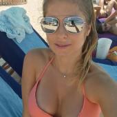 Cathy Hummels nackt