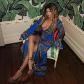 Chanel West Coast feet