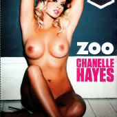Chanelle Hayes naked