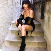 Charli XCX boots