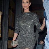 Charlize Theron oops
