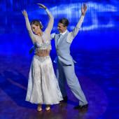 Charlotte Engelhardt lets dance