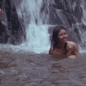 Charlotte Lewis nude scene