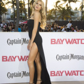 Charlotte McKinney legs