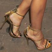 Cheryl Cole feet