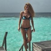 Cheyenne Ochsenknecht bikini