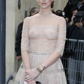 Chiara Ferragni braless
