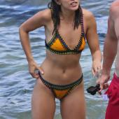 Chloe Bennet bikini