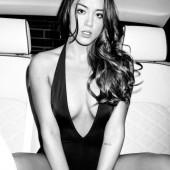 Chloe Bennet playboy