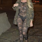Chloe Ferry braless