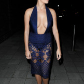 Chloe Goodman cleavage