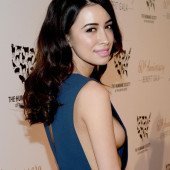 Kb Christian Serratos Braless