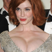 Christina Hendricks celavage