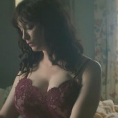 Christina Hendricks gods pocket