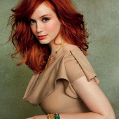 Christina Hendricks leaked