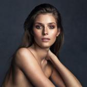 Christine Gischler nackt