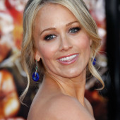 Christine Taylor close up