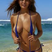 Christine Teigen bikini