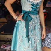 Christine Theiss dirndl