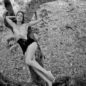Christine Theiss nackt im playboy