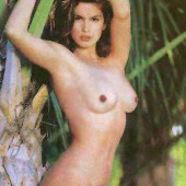 Cindy Crawford nackt
