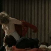 Claire Foy nude scene