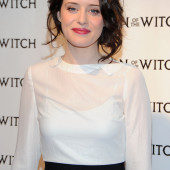 Claire Foy see through