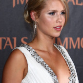 Claire Holt cleavage